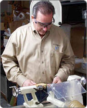 Barry Gross of BG Artforms