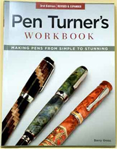 The Pen Turner's Workbook at BG Artforms