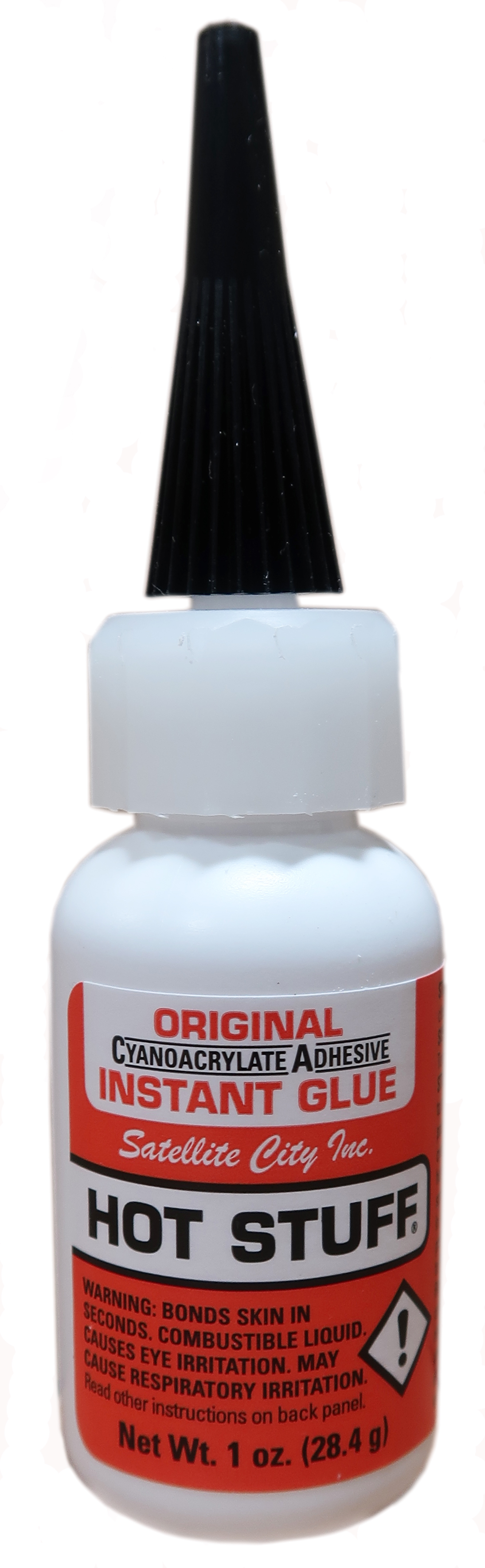 HS-7 Hot Stuff 1oz thin CA glue from Satellite City Instant Glues