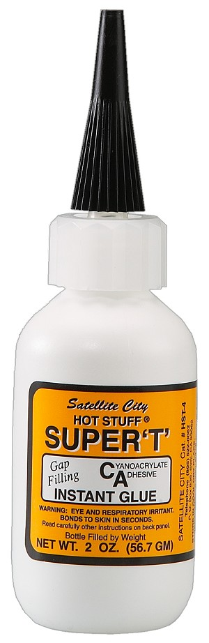 HST-4 <b>Super T 2oz</b> medium CA glue